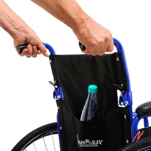 Кресло коляска для инвалидов в прокат