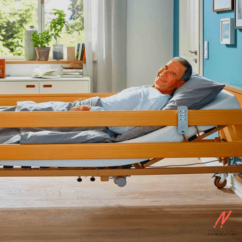 Медицинская кровать в аренду Burmeier Economic II